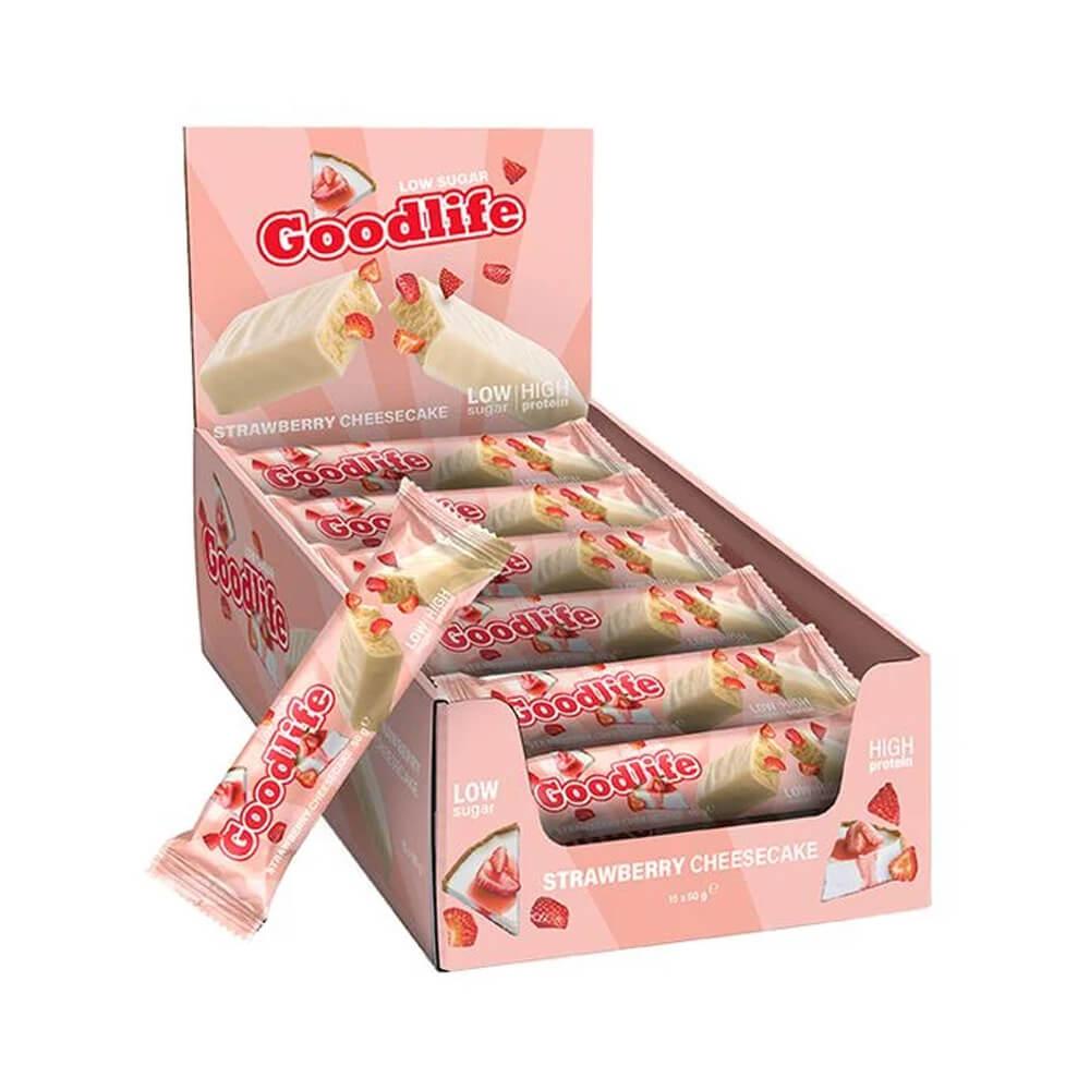 goodlife low sugar bar