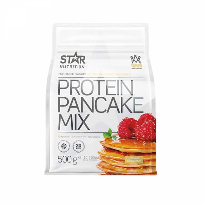 star nutrition protein pancake mix